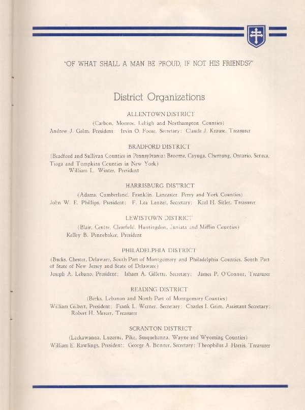 314th Infantry Regiment A.E.F. - Nineteenth Annual Reunion - 1937 - Page 29