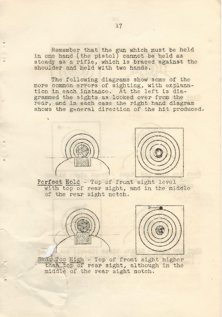 Antonio Patti - US Customs School - New York - Care and Use of Small Firearms - page 17