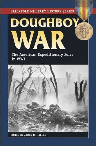 314th Infantry Amazon book Doughboy War: The American Expeditionary Force in World War I by James H. Hallas ISBN 0811734676