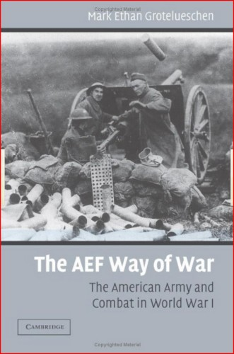 314th Infantry Amazon book The AEF Way of War: The American Army and Combat in World War I by Mark Ethan Grotelueschen ISBN 0521864348