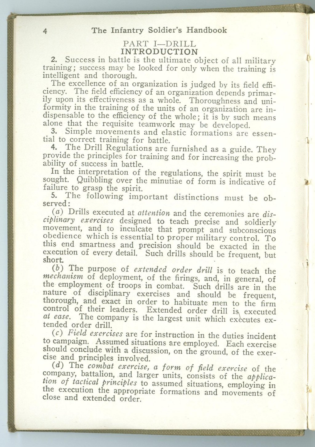 314th Infantry Regiment - Infantry Soldiers Handbook - Waldron - Page 004