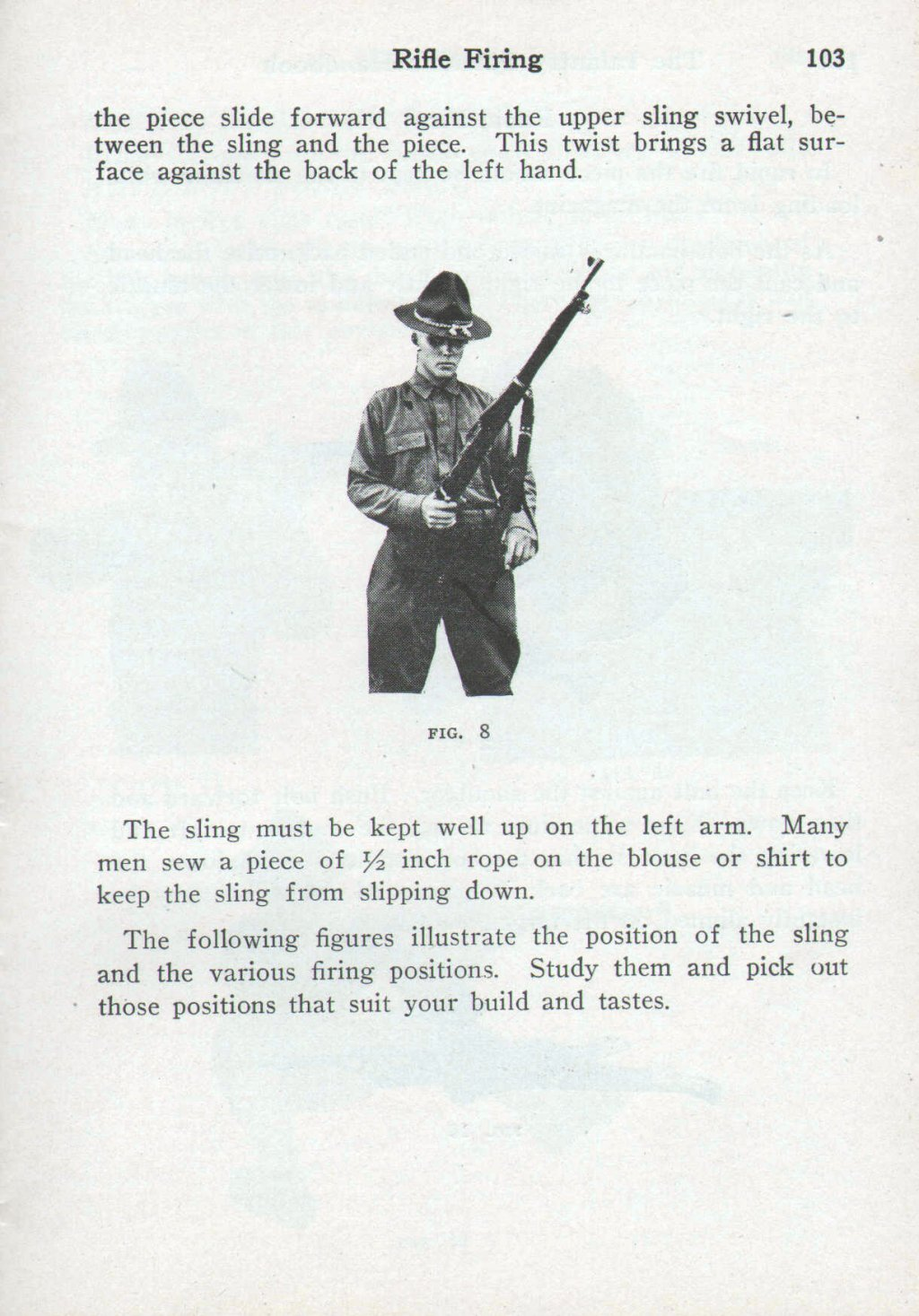 314th Infantry Regiment - Infantry Soldiers Handbook - Waldron - Page 103