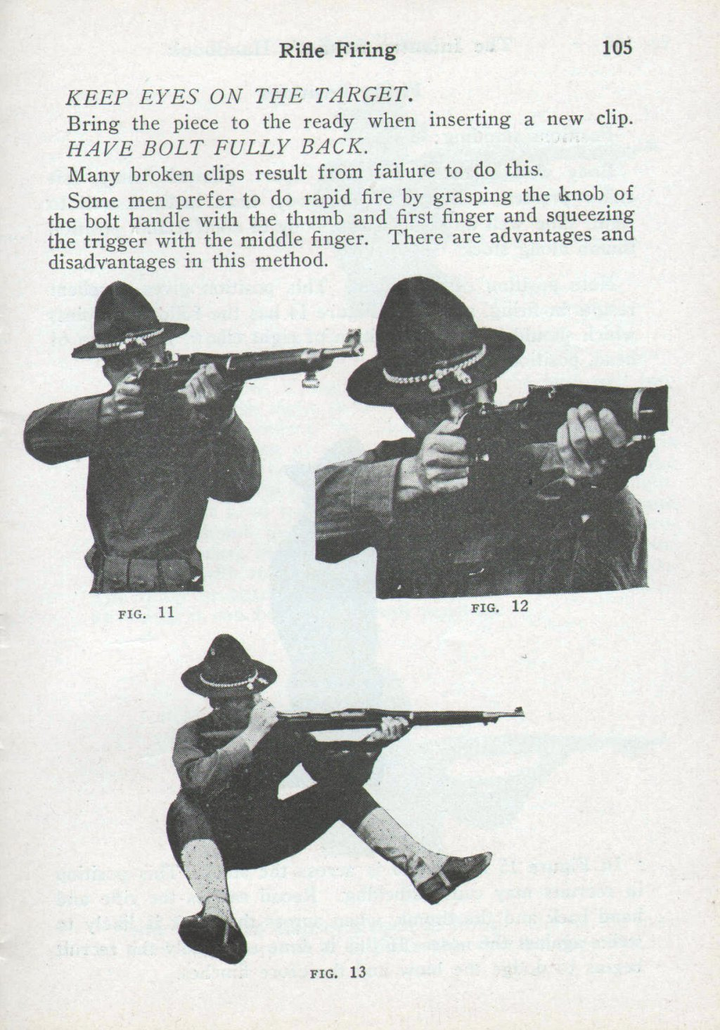 314th Infantry Regiment - Infantry Soldiers Handbook - Waldron - Page 105