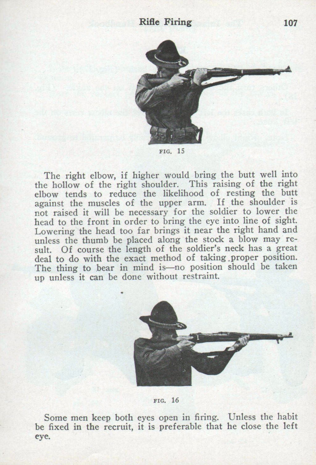 314th Infantry Regiment - Infantry Soldiers Handbook - Waldron - Page 107