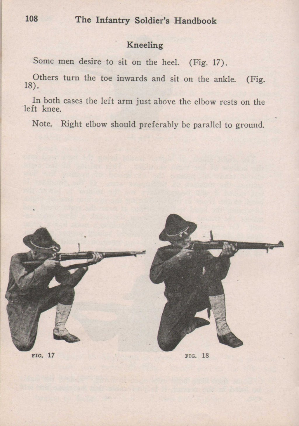 314th Infantry Regiment - Infantry Soldiers Handbook - Waldron - Page 108