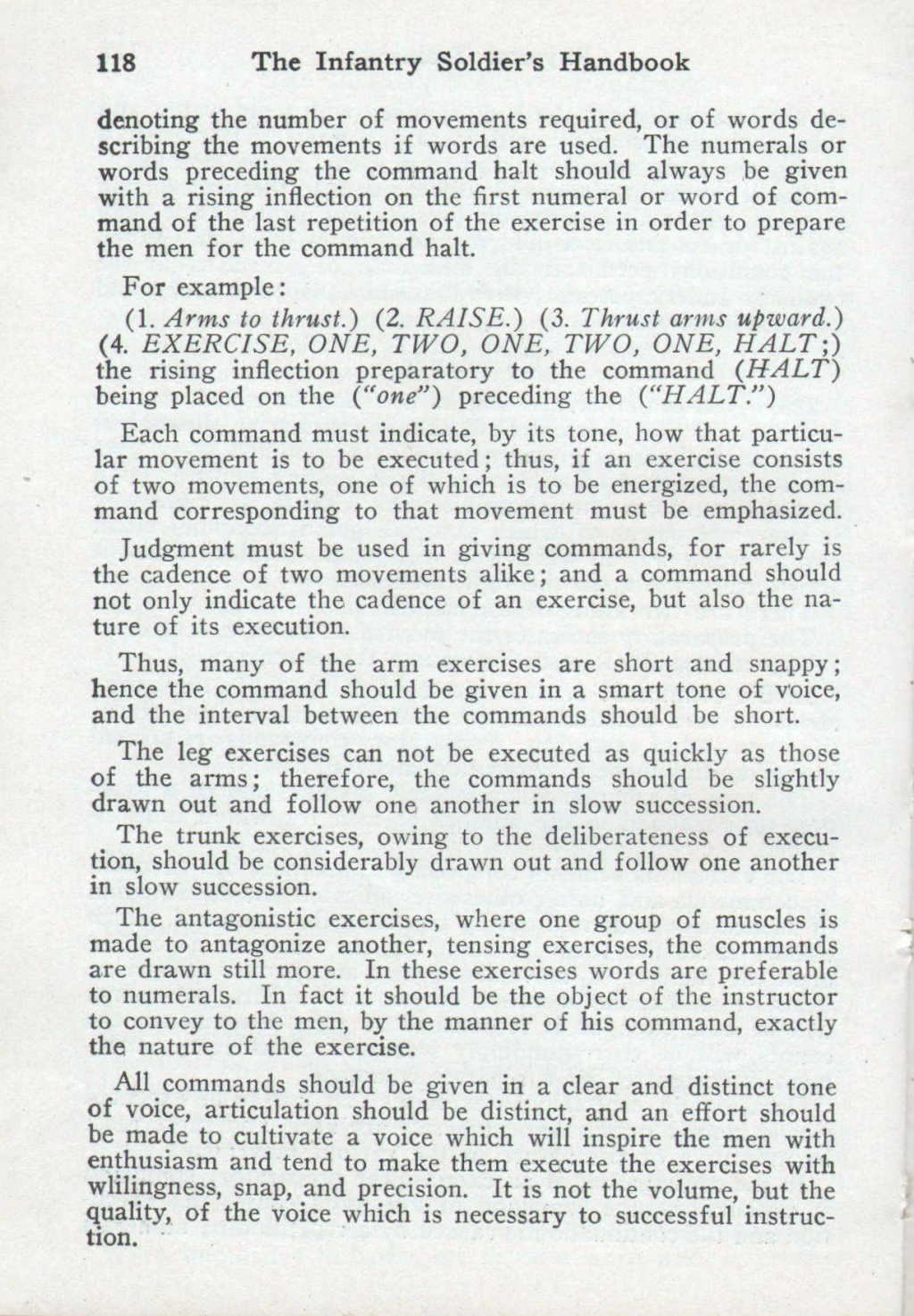 314th Infantry Regiment - Infantry Soldiers Handbook - Waldron - Page 118