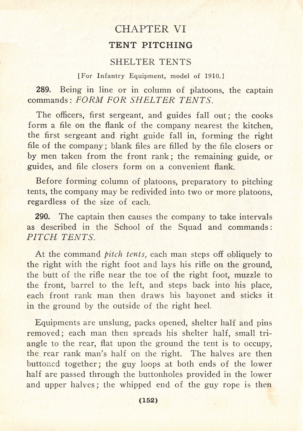 314th Infantry Regiment - Infantry Soldiers Handbook - Waldron - Page 152