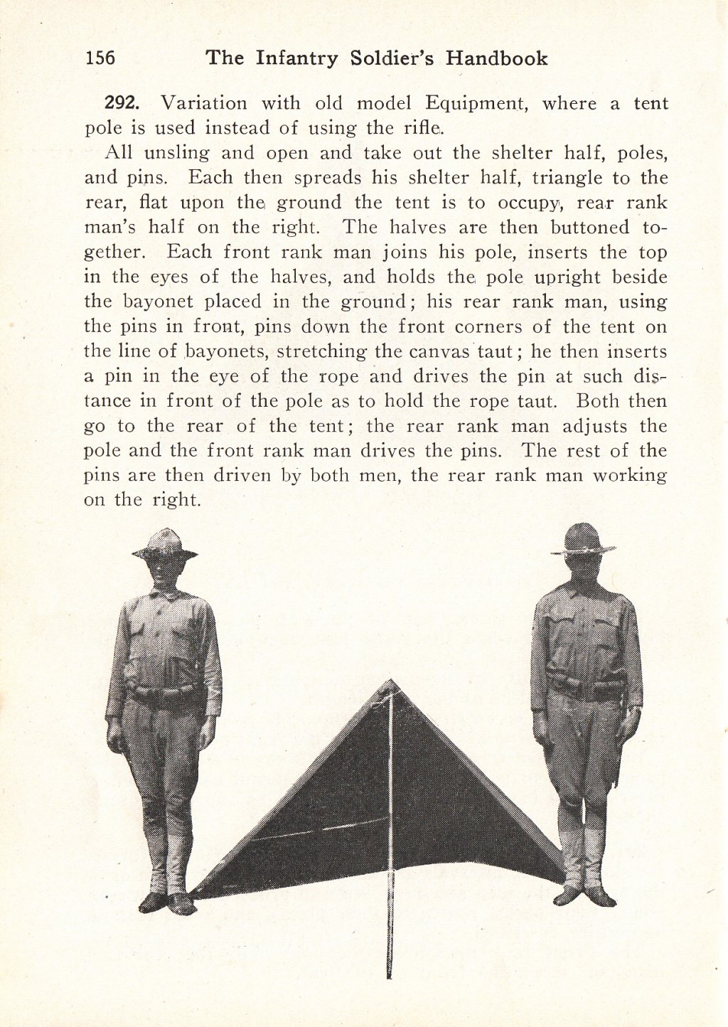 314th Infantry Regiment - Infantry Soldiers Handbook - Waldron - Page 156