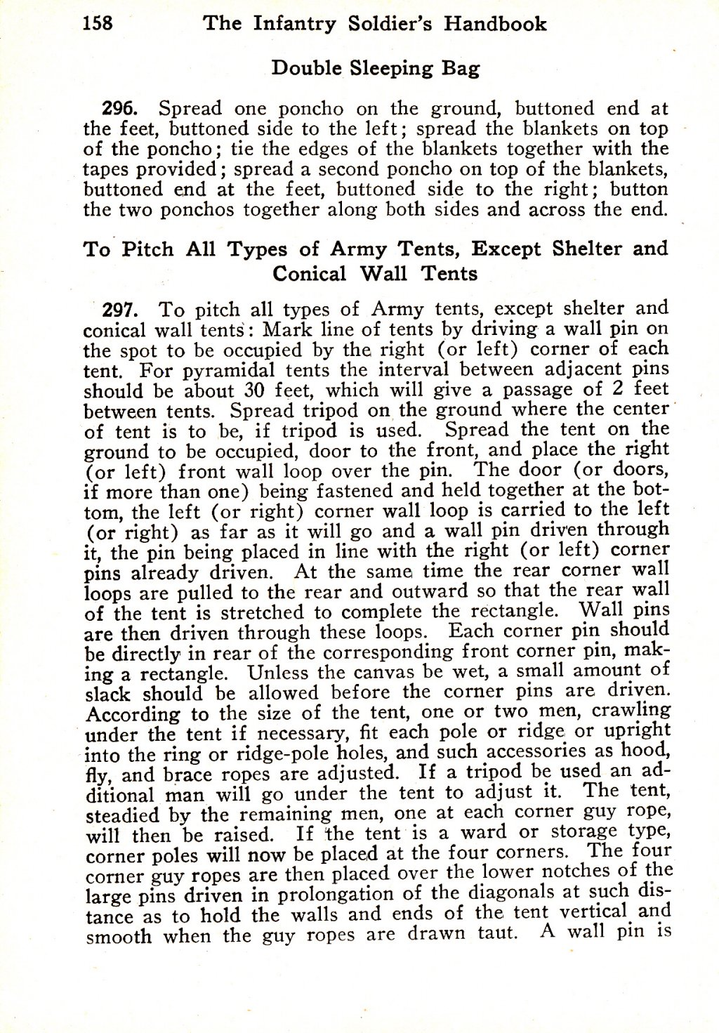 314th Infantry Regiment - Infantry Soldiers Handbook - Waldron - Page 158
