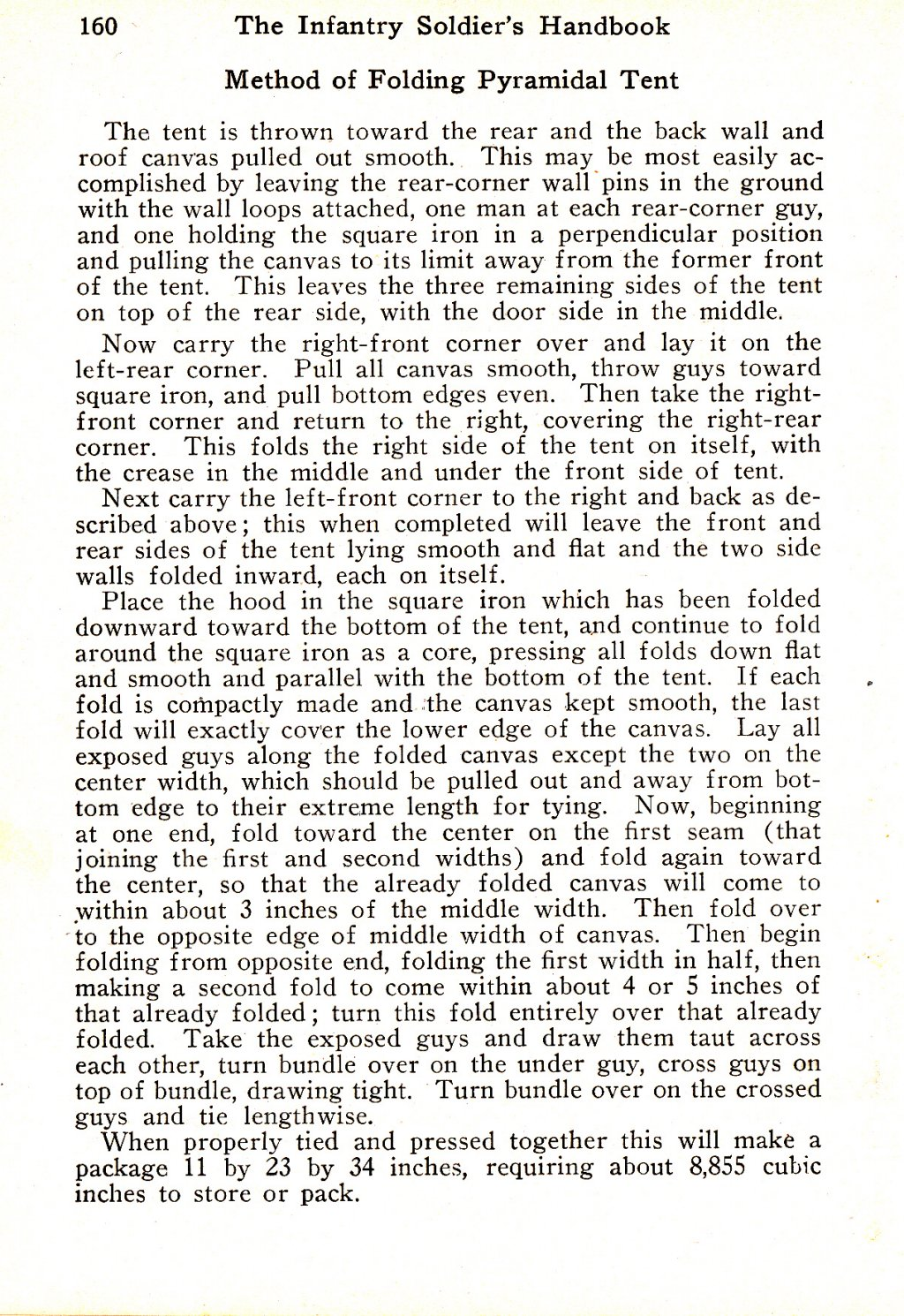 314th Infantry Regiment - Infantry Soldiers Handbook - Waldron - Page 160