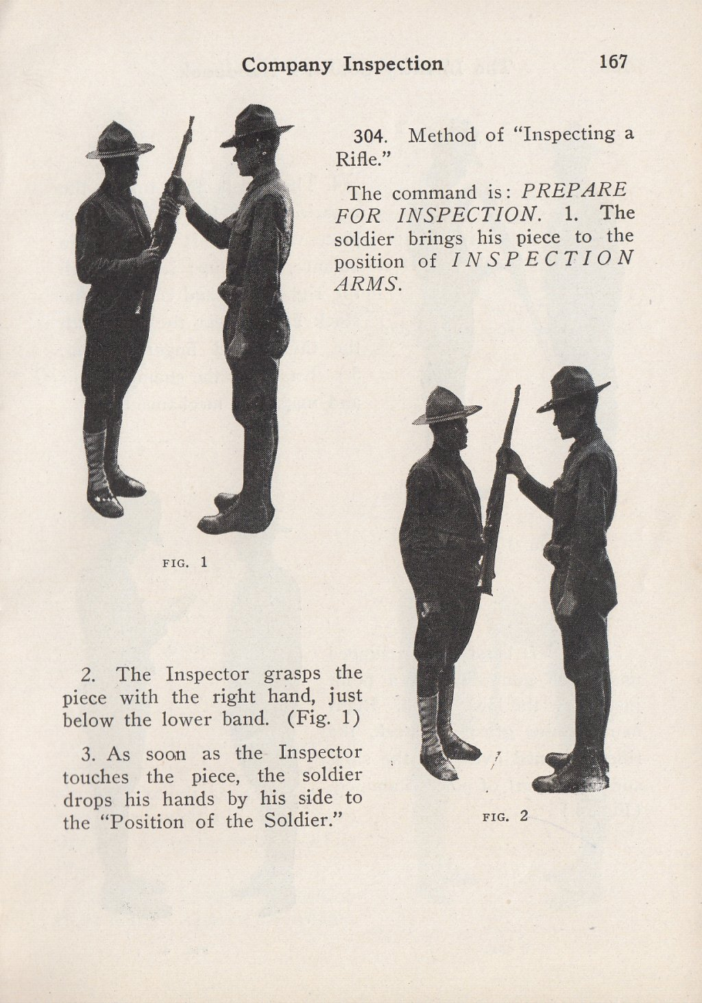 314th Infantry Regiment - Infantry Soldiers Handbook - Waldron - Page 167