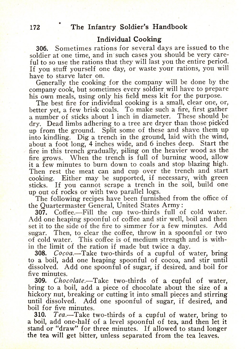 314th Infantry Regiment - Infantry Soldiers Handbook - Waldron - Page 172