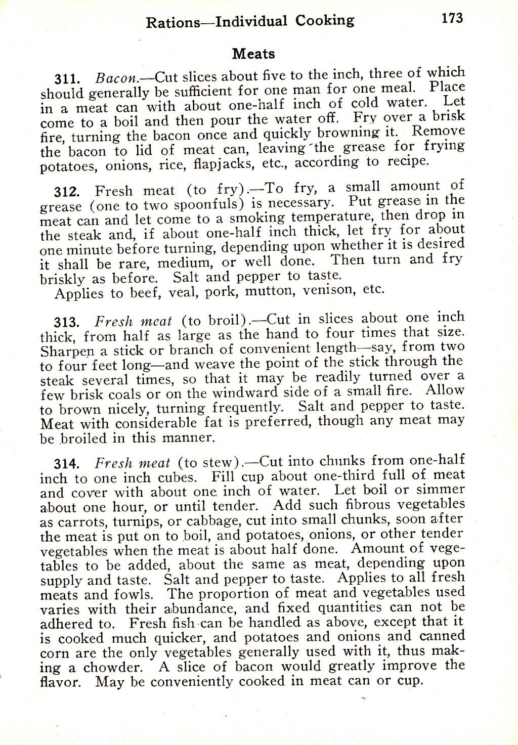 314th Infantry Regiment - Infantry Soldiers Handbook - Waldron - Page 173