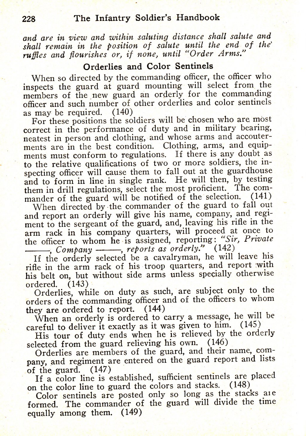 314th Infantry Regiment - Infantry Soldiers Handbook - Waldron - Page 228