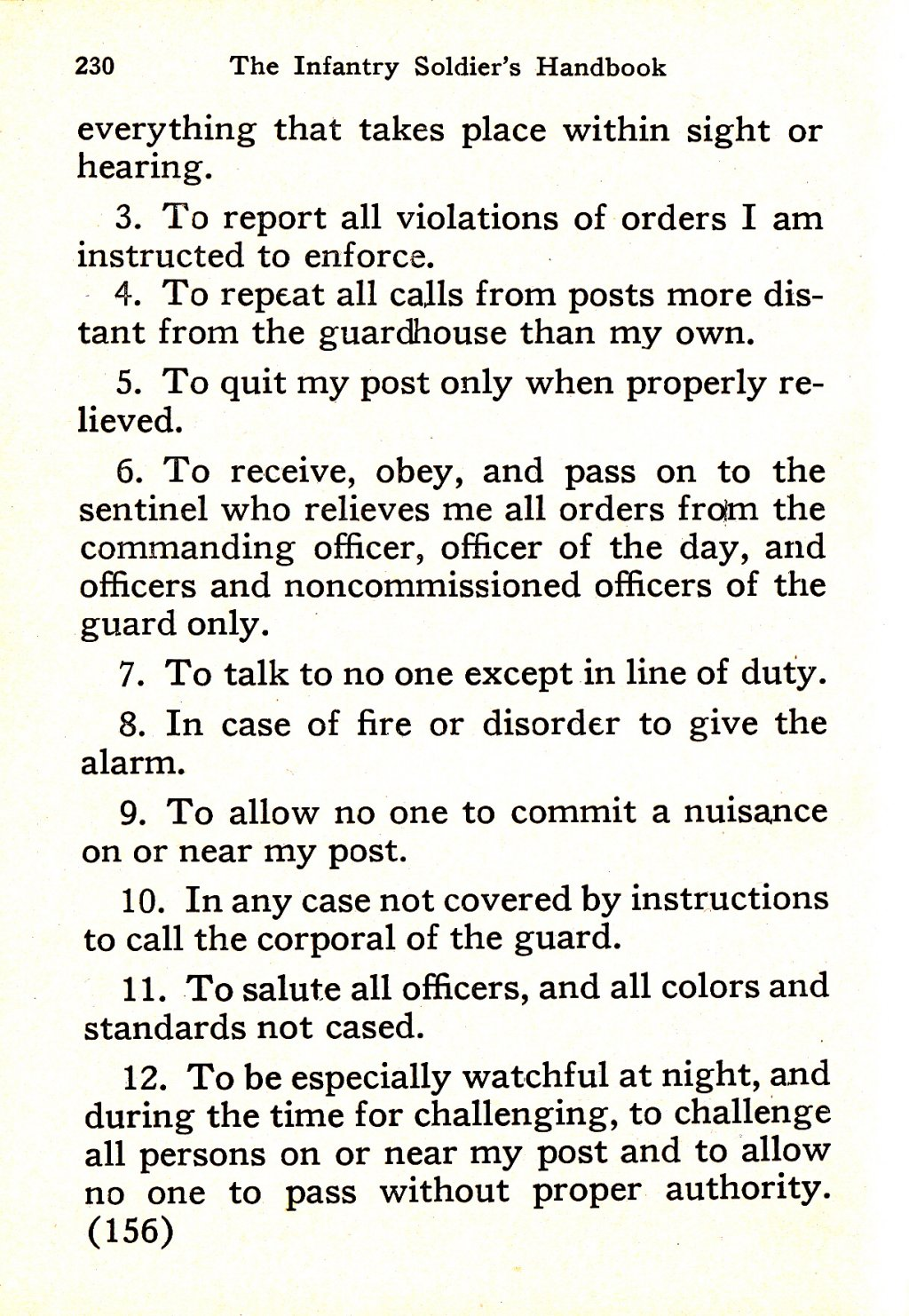 314th Infantry Regiment - Infantry Soldiers Handbook - Waldron - Page 230