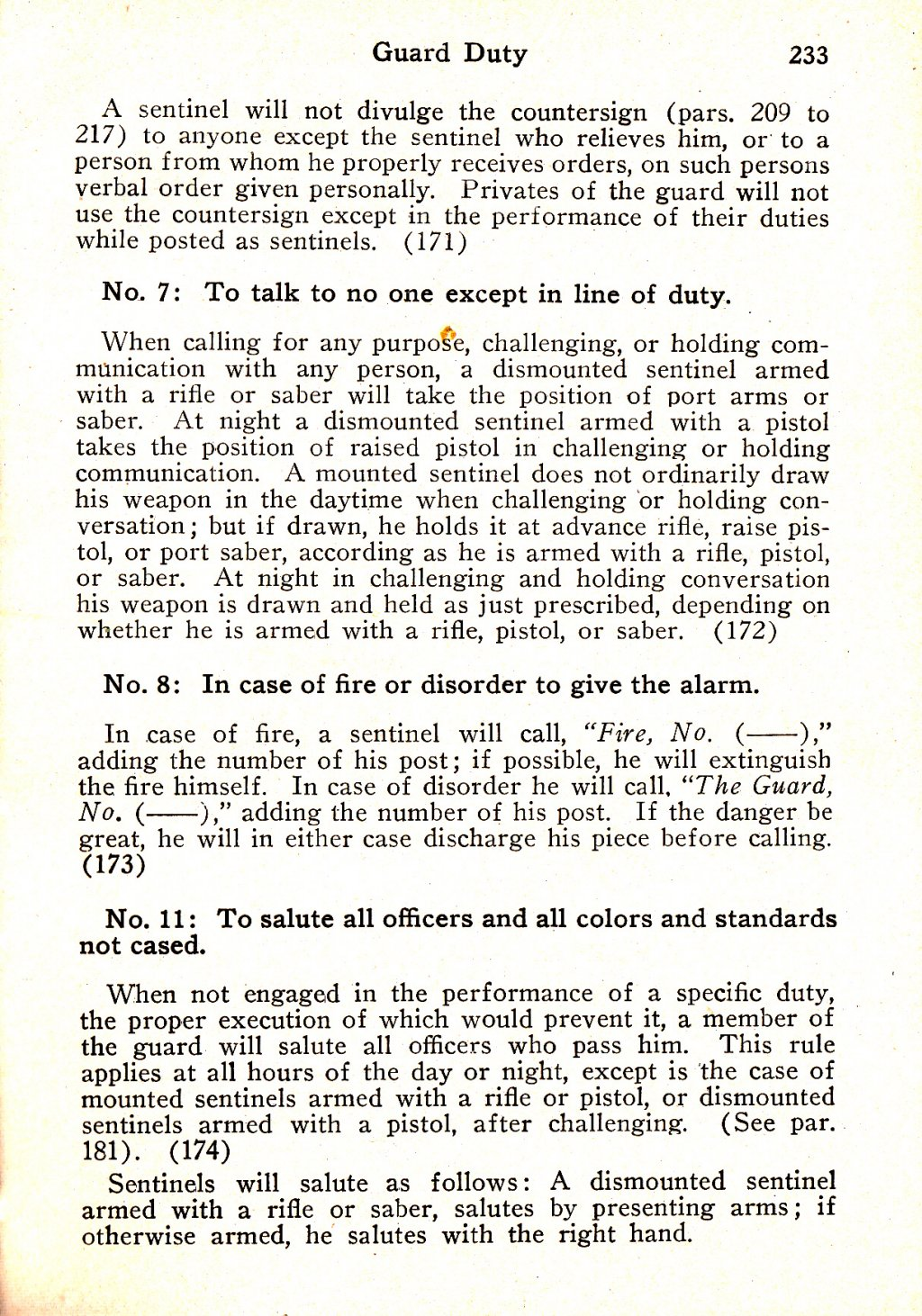 314th Infantry Regiment - Infantry Soldiers Handbook - Waldron - Page 233
