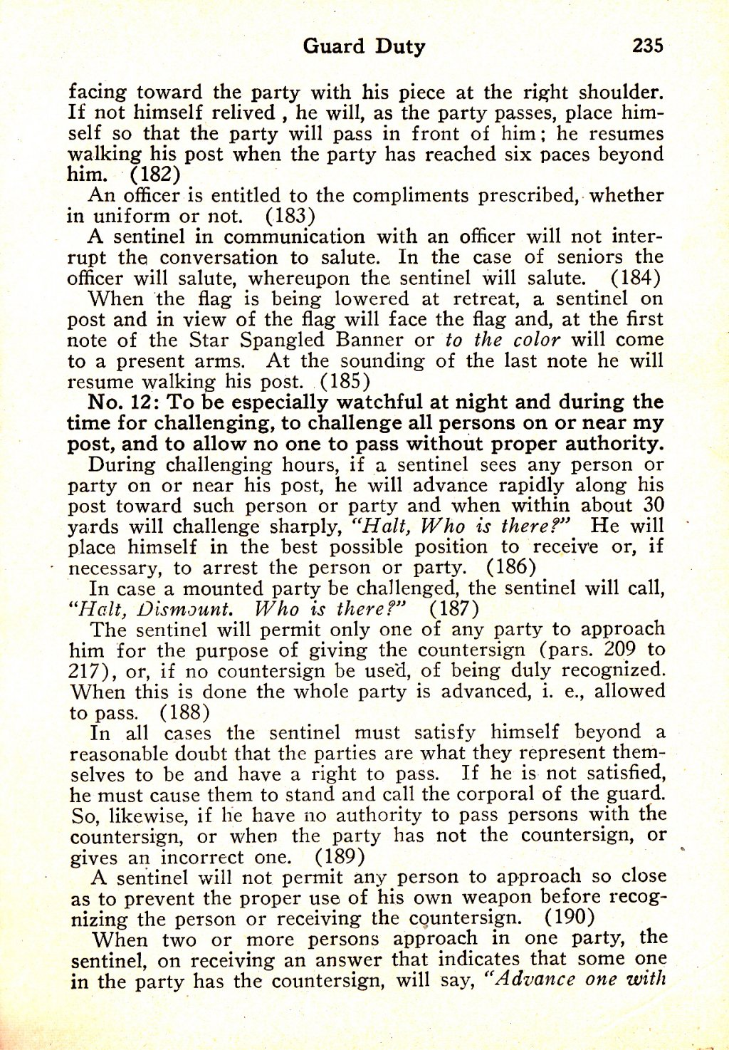 314th Infantry Regiment - Infantry Soldiers Handbook - Waldron - Page 235