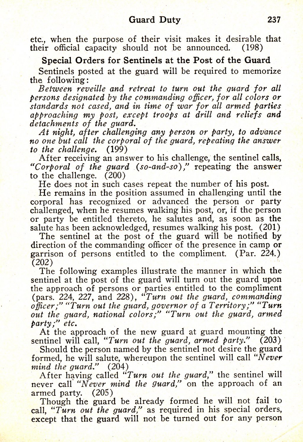 314th Infantry Regiment - Infantry Soldiers Handbook - Waldron - Page 237