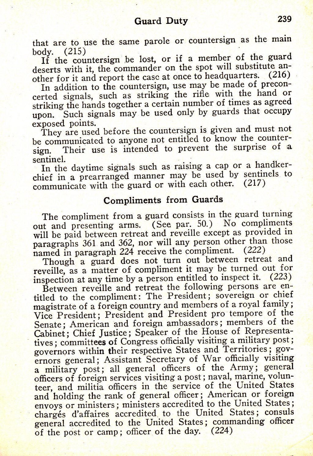 314th Infantry Regiment - Infantry Soldiers Handbook - Waldron - Page 239