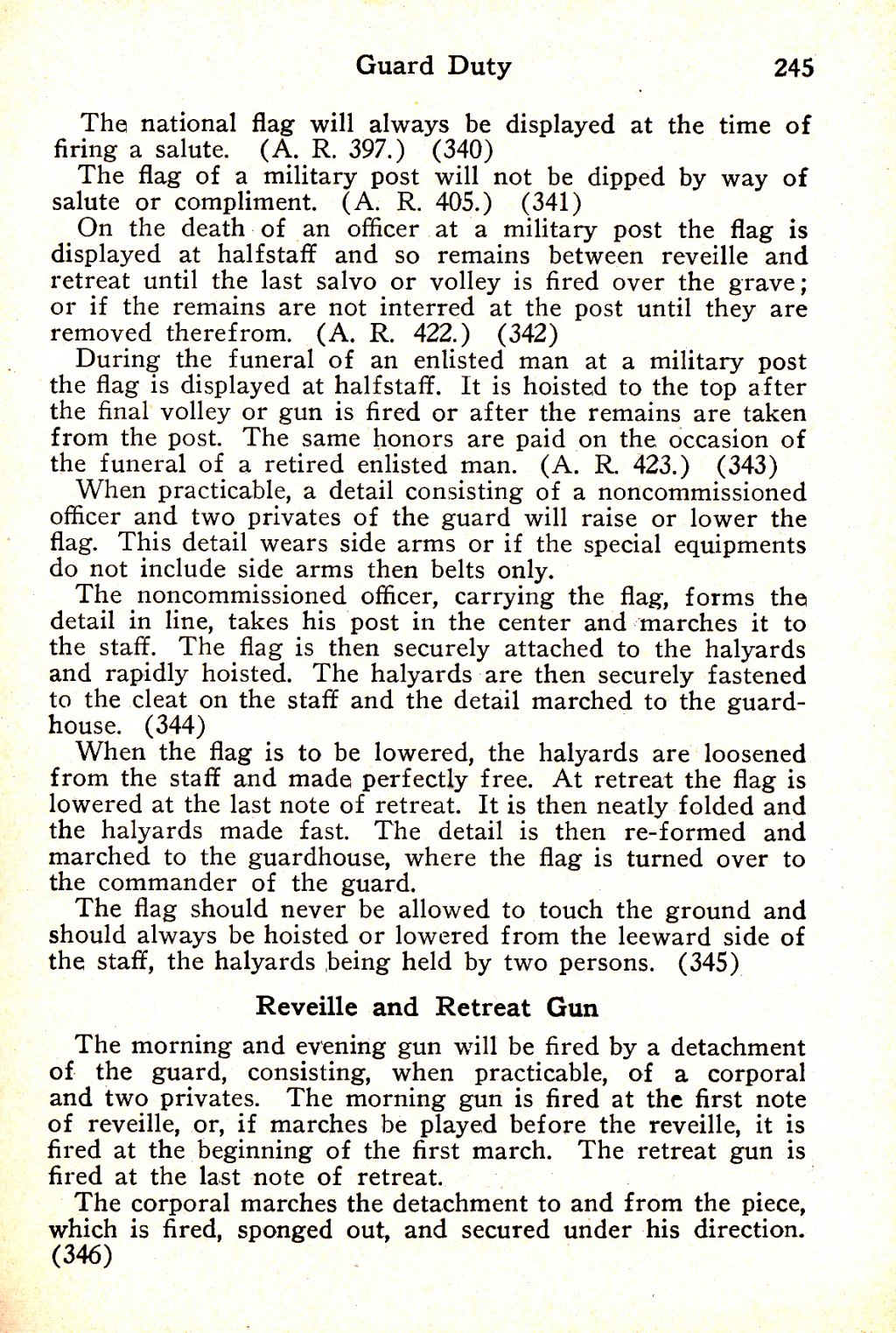 314th Infantry Regiment - Infantry Soldiers Handbook - Waldron - Page 245