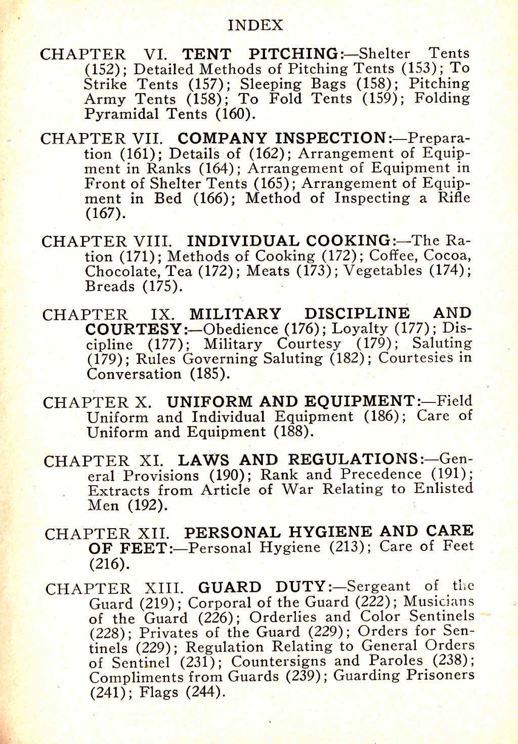 314th Infantry Regiment - Infantry Soldiers Handbook - Waldron - Page 247